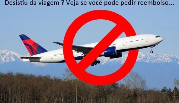 Cancelamento de passagem aérea dá direito ao reembolso?