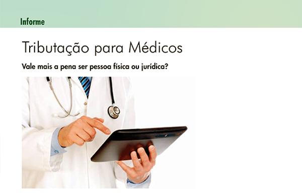 Tributação para Médicos: Vale mais a pena ser Pessoa Física ou Jurídica?