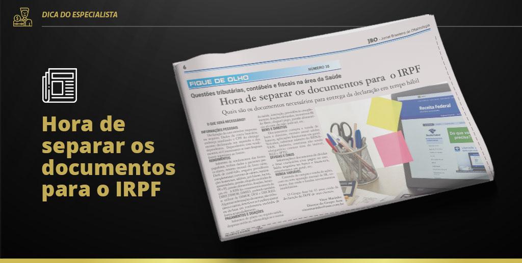 Jornal com entrevista cedida pelo Grupo Asse
